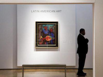 La subasta de Arte Latinoamericano más importante de la historia