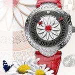 Marguerite el reloj más encantador de Christophe Claret