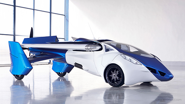 aeromobil 10