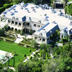 Opulenta Mansión Le Belvedere de Mohamed Hadid de nuevo en venta
