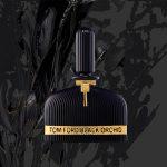 Black Orchid en Lalique perfume de aniversario de Tom Ford