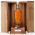 Whisky de Malta Bowmore 1961 de 50 años raro y exquisito
