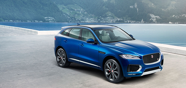 jaguar f-pace firs edition