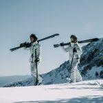 Edición Limitada de esquí Zai & Moncler Grenoble