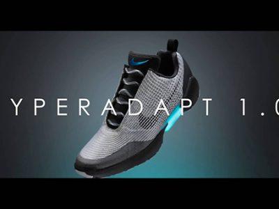 Las zapatillas de Regreso al Futuro II