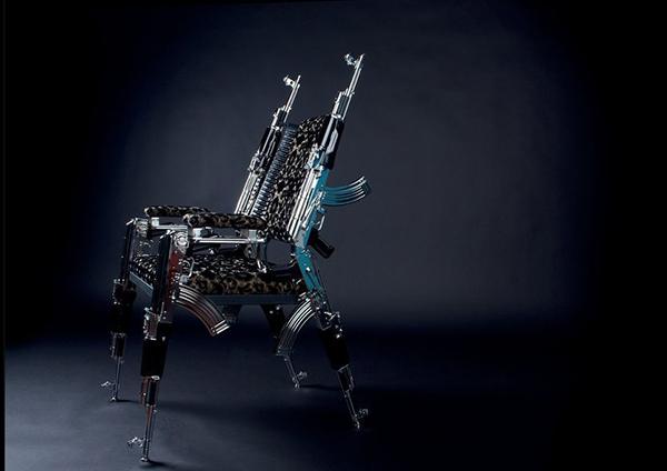 AK47 original chair - copia
