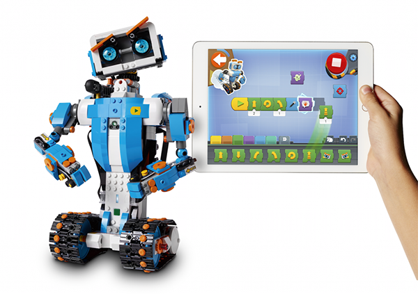 LEGO_BOOST_Tablet_robot_Vernie