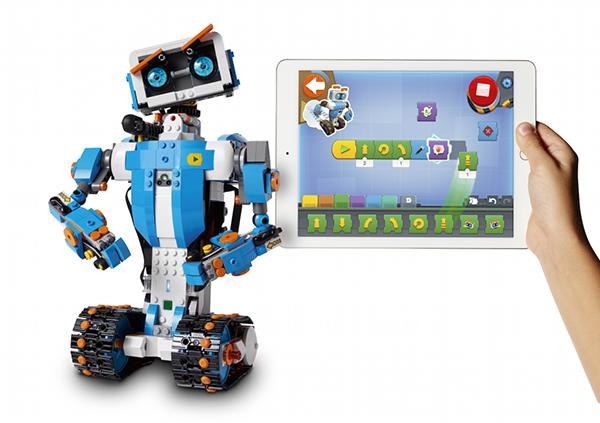 LEGO_BOOST_Tablet_robot_Vernie