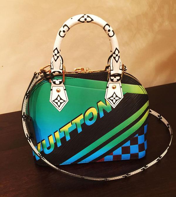 Louis-Vuitton-Race 02-Alma-BB-Bag 2