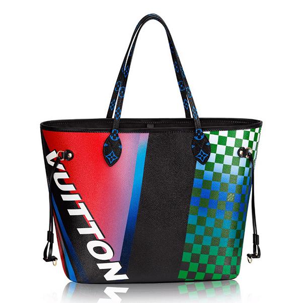 Louis-Vuitton-Race 05-Neverfull-Bag