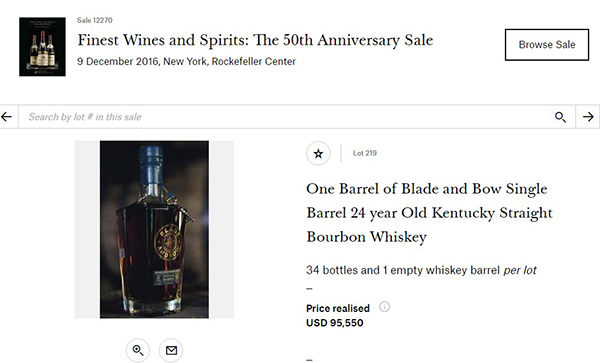 bourbon-blade-and-bow-subasta-christies