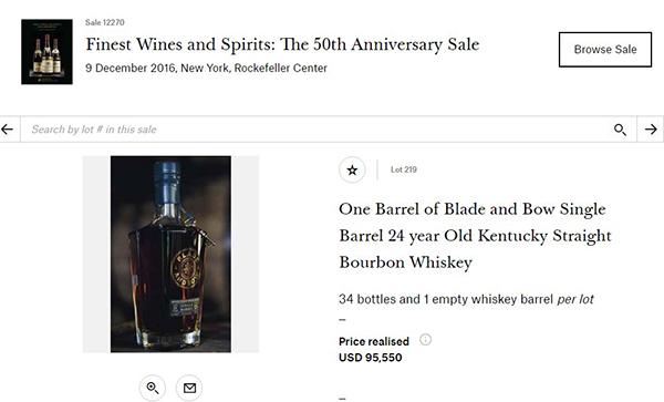 bourbon-blade-and-bow-subasta-christies