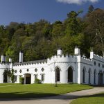 Luggala Lodge un paraíso privado en Irlanda