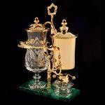 Royal Coffee Maker probablemente la cafetera más lujosa del mundo