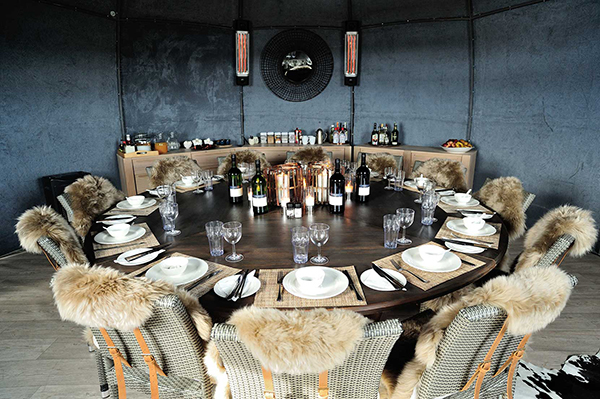 viajes antartida 02The Dining Room