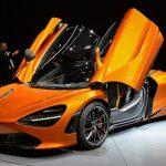 El espectacular McLaren 720S