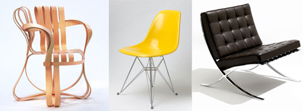 architecture chairs