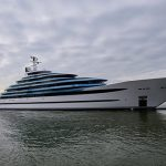 Jubilee, el yate más grande y lujoso de Oceanco