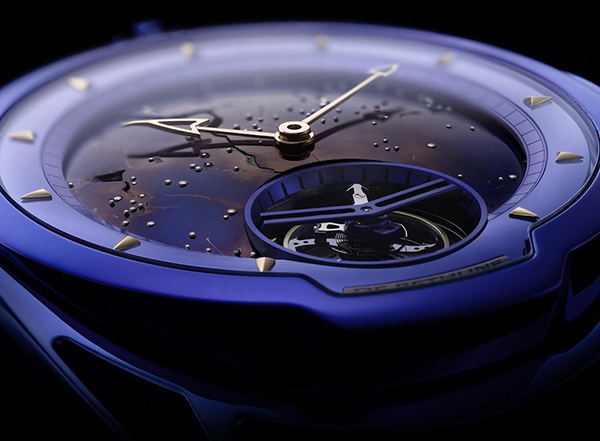 Relojes de Meteorito a precio de diamante