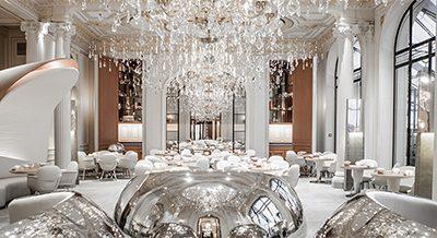 Restaurante Alain Ducasse au Plaza Athénée