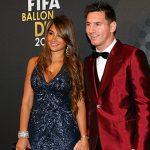 Messi se casa en el mayor casino de Suramérica