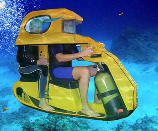Turismo Subacuático en Canarias