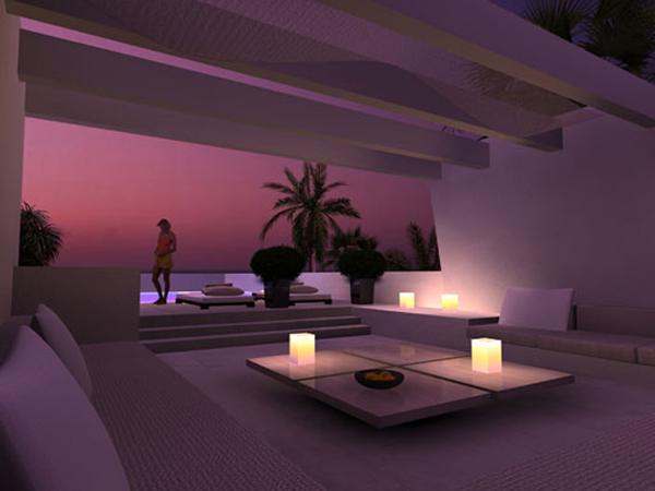 Terrazas chill out estilos de vida estilos de vida - Decoracion terrazas chill out ...