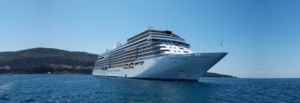 Seven Seas Explorer, el crucero más lujoso del mundo