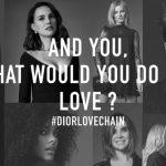 Dior Love Chain, la cadena de amor de Dior con fines altruistas