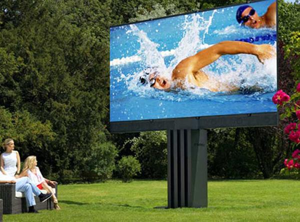 C SEED 201 lo mejor en televisores gigantes outdoor