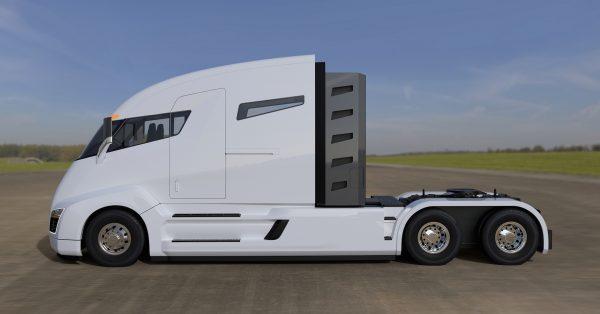 Tesla-Semi-Nikola-Motors-side