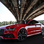 El lujoso Audi RS 7 Sportback Performance