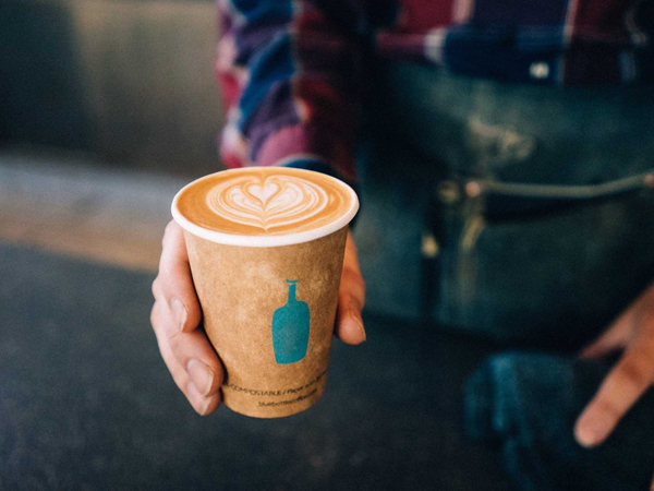 Blue Bottle Cofee