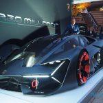 Nuevo Concept Lamborghini Terzo Millennio