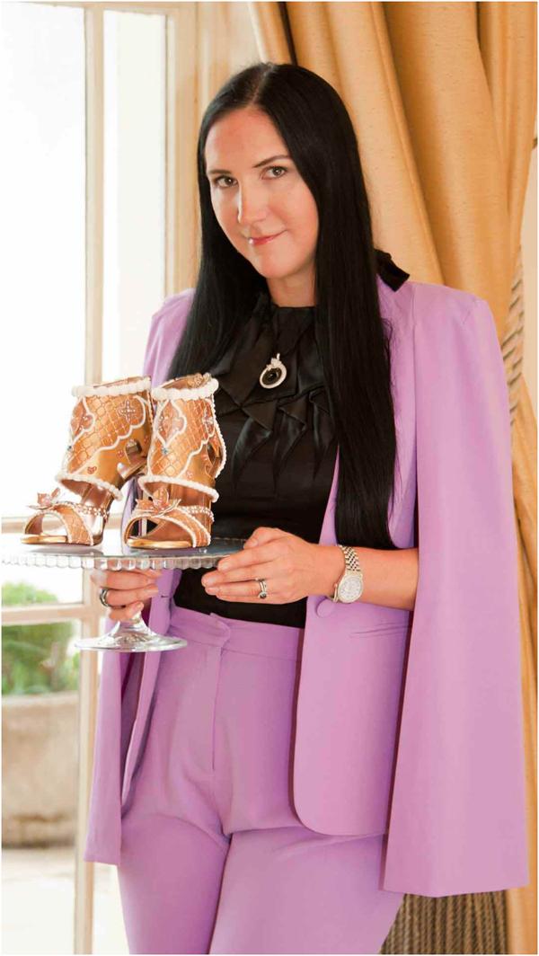Debbie Wingham y los complementos más lujosos del mundo - estilos de ...