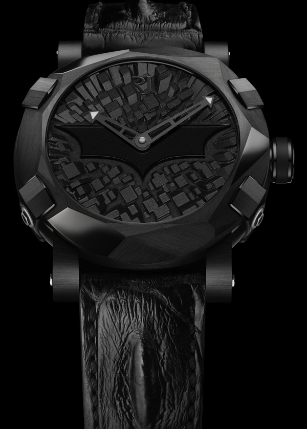 Romain Jerome, reloj Batman Limited