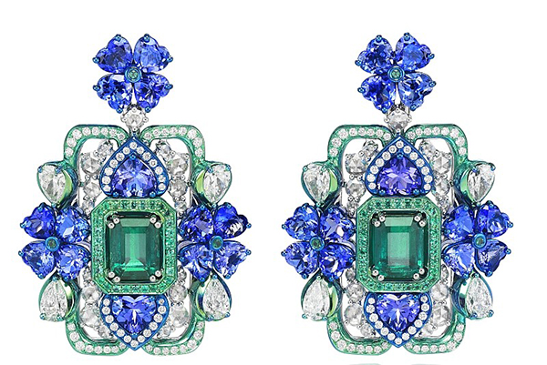 Chopard-2017-The-Silk-Road-Collection-necklace-haute-couture-haute-joaillerie-earrings