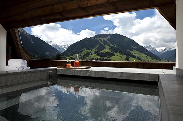 Lujosas escapadas a los Alpes Suizos