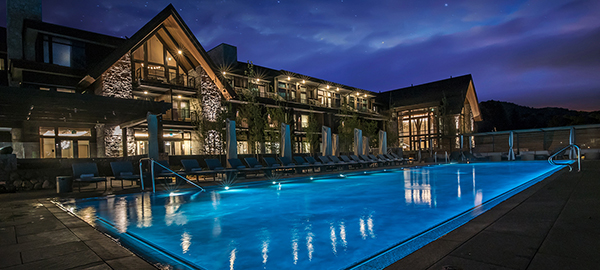 The Lodge at Edgewood Tahoe PoolView