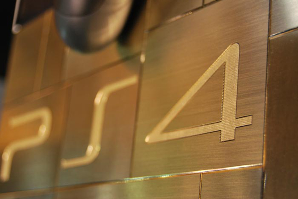 PS4 de oro y sus juegos más vendidos