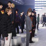 Colección Ermenegildo Zegna Couture Invierno 2018