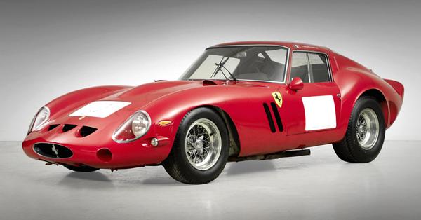 Ferrari 250 GTO es el coche más caro de mundo