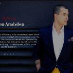 Jason Arasheben más conocido como Jason de Beverly Hills