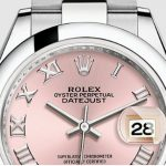 Rolex presenta Oyster Perpetual Lady-Datejust 28