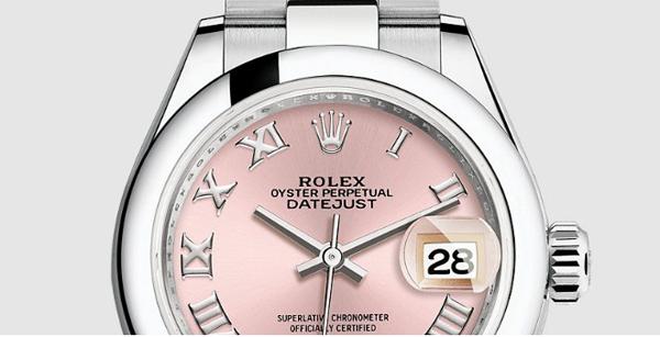 Rolex presenta Oyster Perpetual Lady-Datejust 28