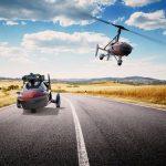 Pal-V Liberty el coche volador para el 2019