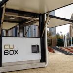 CUBOX estructura solar multiusos