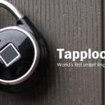Tapplock es el nuevo candado inteligente