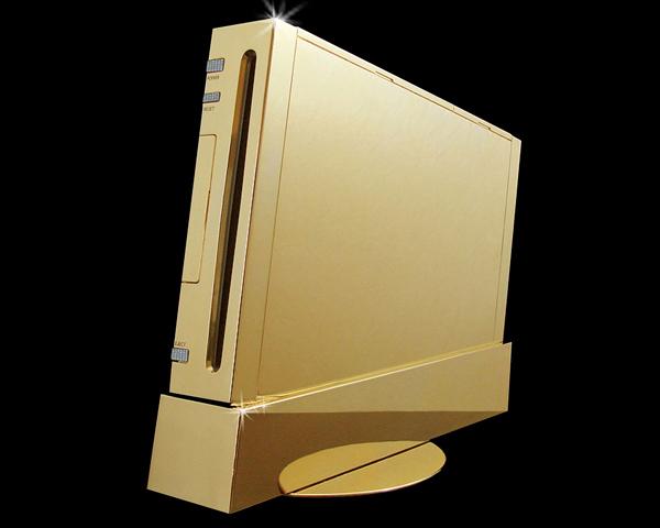 Nintendo Wii SUPREME by Stuart Hughes