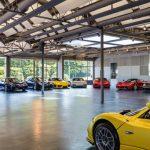 En venta Museo del Automóvil de Steve Goldman en Malibu por $ 10 millones